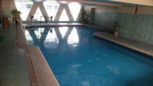 Berjaya Swimming Pool on level 5