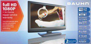 Bauhn 106cm HD LCD TV