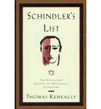 Schindler's List By  Thomas Keneally 9780671516888
