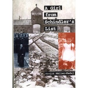 A girl from schindlers list