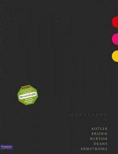 Marketing with mymarketinglab, 8e ISBN 9781442511248