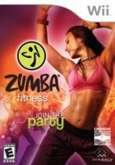 Zumba Fitness for the Nintendo Wii