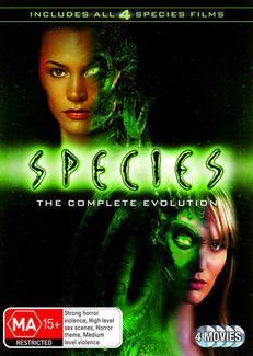 Species: The Complete Evolution