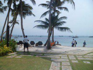 Bulabog Beach from 7Stones Boracay Resort