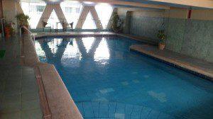 Berjaya Swimming Pool on level 5