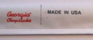 Chopsticks made in USA