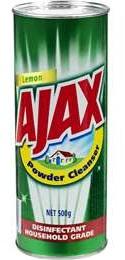 Ajax Powder Disinfectant