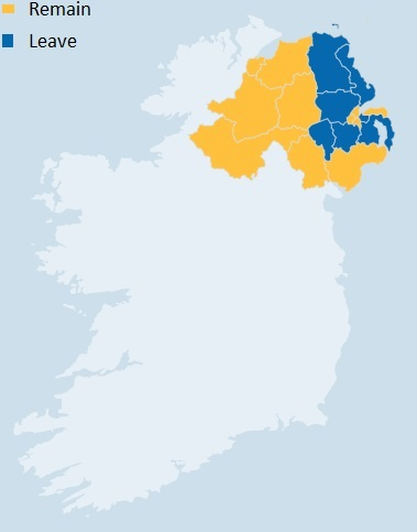 Brexit Vote Northern Ireland