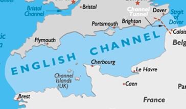 English Channel - la manchee