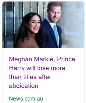 Prince Harry to Abdicate