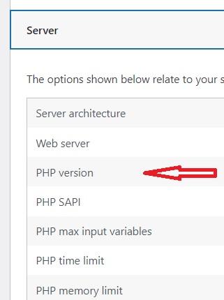 Wordpress-Tools-SiteHealth-Server